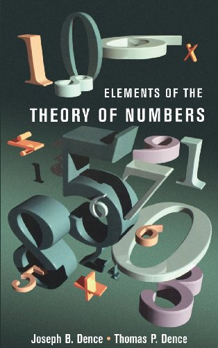 9780122091308: Elements of the Theory of Numbers