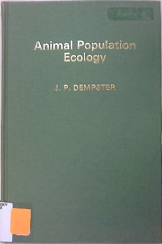9780122095504: Animal Population Ecology