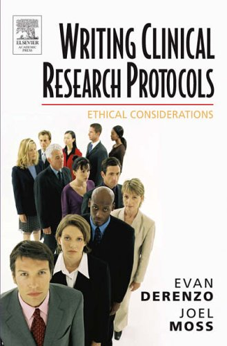 9780122107511: Writing Clinical Research Protocols: Ethical Considerations