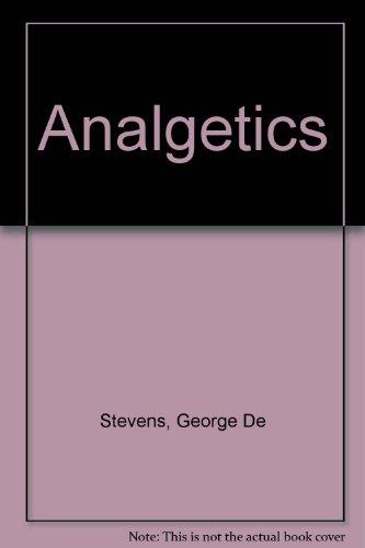 9780122121500: Analgetics