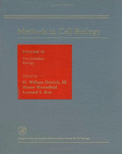 9780122121708: The Zebrafish: Biology (Methods in Cell Biology)