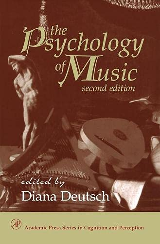 9780122135644: Psychology of Music, Second Edition (Cognition and Perception)