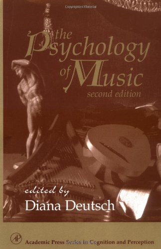 9780122135651: The Psychology of Music