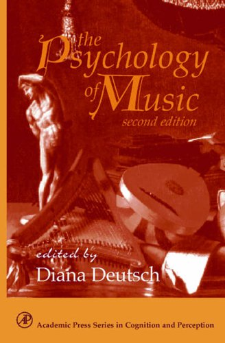 9780122135651: The Psychology of Music (Cognition and Perception)