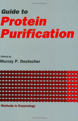Guide to Protein Purification, Volume 182: Volume