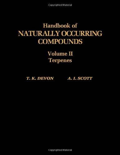 9780122136023: Handbook of Naturally Occurring Compounds: Terpenes v. 2