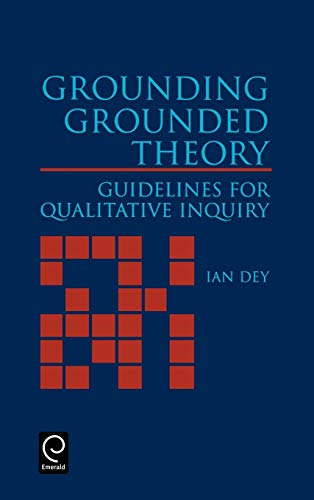 9780122146404: Grounding Grounded Theory: Guidelines for Qualitative Inquiry