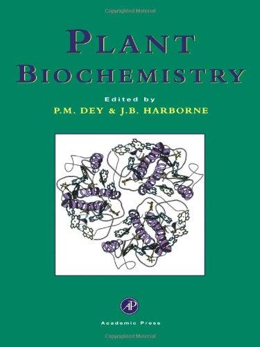 9780122146749: Plant Biochemistry
