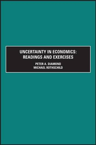 9780122148514: Uncertainty in Economics: Readings and Exercises (Economic Theory, Econometrics, and Mathematical Economics) (Economic Theory, Econometrics, and Mathematical Economics)