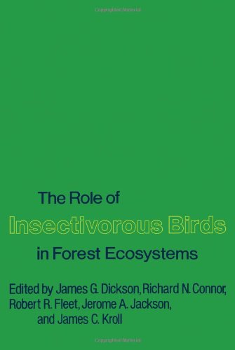 9780122153501: The Role of Insectivorous Birds in Forest Ecosystems