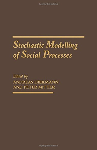 9780122154904: Stochastic Modelling of Social Processes