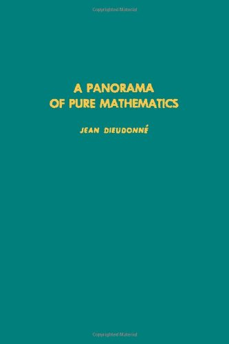9780122155604: A panorama of pure mathematics, as seen by N. Bourbaki, Volume 97 (Pure and Applied Mathematics)