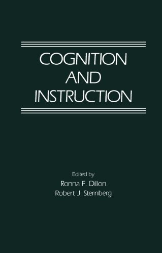 9780122164064: Cognition and Instruction