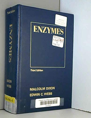 9780122183584: Enzymes