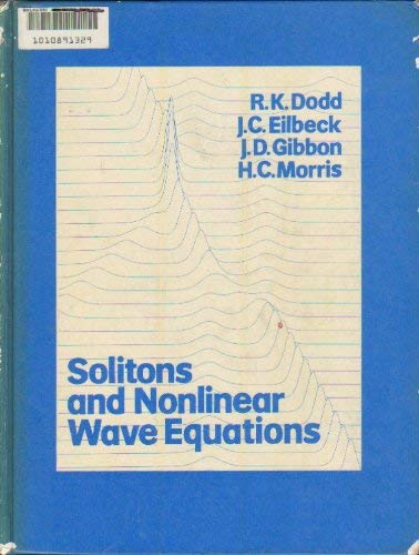 9780122191206: Solitons and Nonlinear Wave Equations