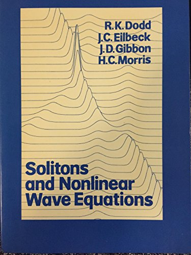 9780122191220: Solitons and Nonlinear Wave Equations