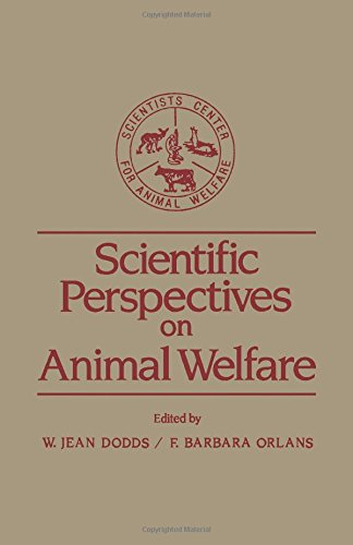 9780122191404: Scientific Perspectives on Animal Welfare