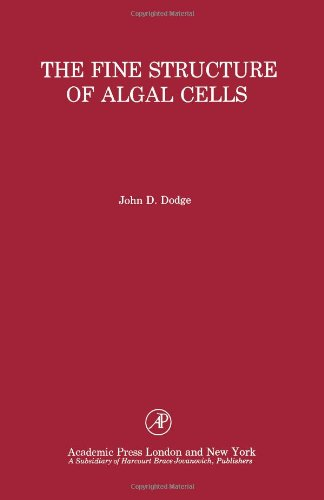 9780122191503: Fine Structure of Algal Cells