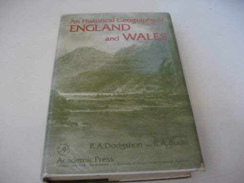 9780122192500: Historical Geography of England and Wales