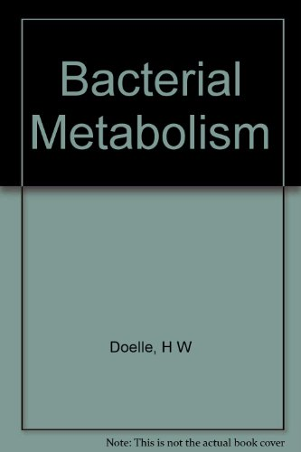 9780122193507: Bacterial Metabolism