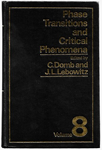 9780122203084: Phase Transitions and Critical Phenomena