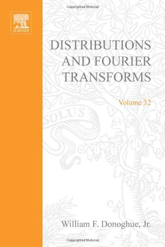 9780122206504: Distributions and Fourier Transforms (Pure & Applied Mathematics)
