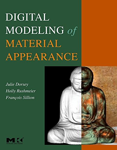 9780122211812: Digital Modeling of Material Appearance (The Morgan Kaufmann Series in Computer Graphics)