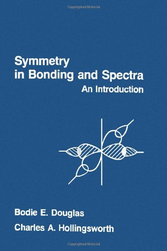 9780122213403: Symmetry in Bonding and Spectra: An Introduction