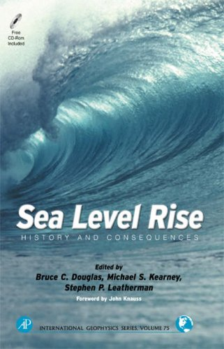 9780122213458: Sea Level Rise: History and Consequences (International Geophysics)