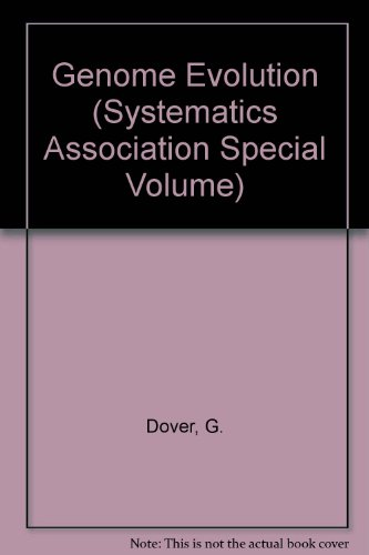 9780122213809: Genome Evolution (SYSTEMATICS ASSOCIATION SPECIAL VOLUME)