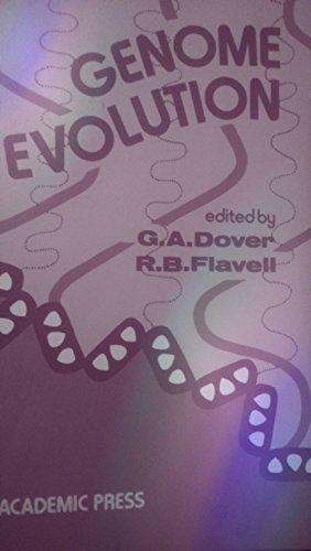 9780122213823: Genome Evolution