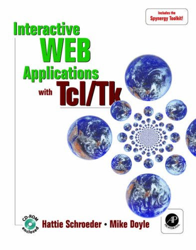 9780122215407: Interactive Web Applications with Tcl/Tk