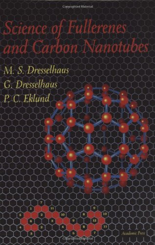 Science of Fullerenes and Carbon Nanotubes: Their: M. S. Dresselhaus;