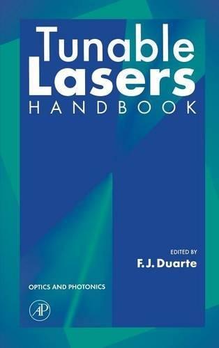 9780122226953: Tunable Lasers Handbook (Optics and Photonics)