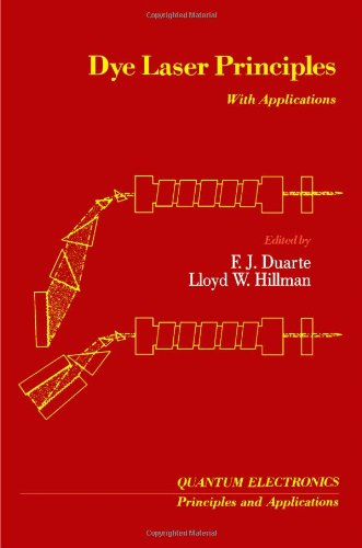 9780122227004: Dye Laser Principles with Applications (Quantum Electronics - Principles & Applications Series)