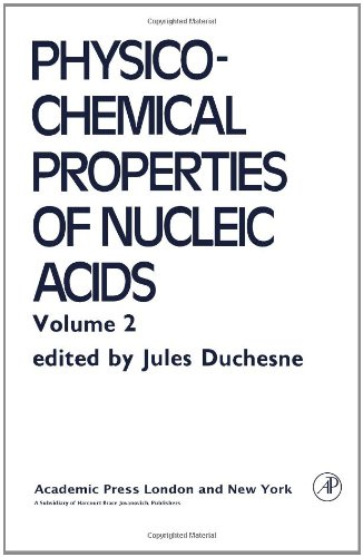 9780122229022: Structural Studies on Nucleic Acids and Other Biopolymers (Physico-Chemical Properties of Nucleic Acids, Vol. 2)