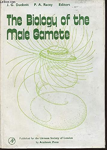 9780122230509: Biology of the Male Gamete