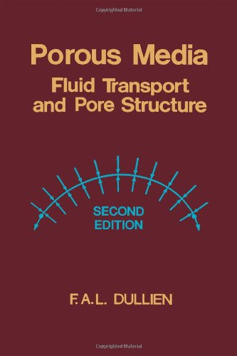 9780122236518: Porous Media: Fluid Transport and Pore Structure