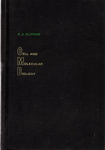 9780122249501: Cell and Molecular Biology