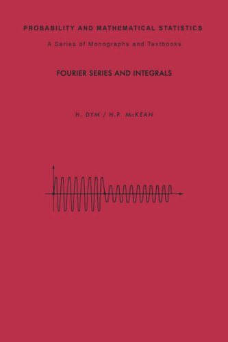 9780122264511: Fourier Series and Integrals (Probability and Mathematical Statistics)