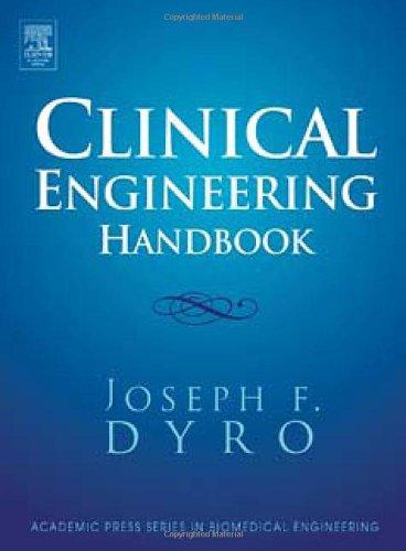 9780122265709: Clinical Engineering Handbook (Biomedical Engineering)