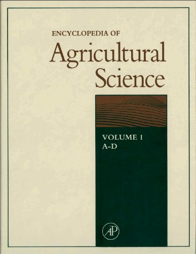 9780122266706: Encyclopedia of Agricultural Science, Four-Volume Set