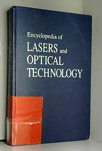 9780122266935: Encyclopedia of Lasers & Optical Tech