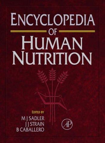 9780122266942: Encyclopedia of Human Nutrition, Three-Volume Set