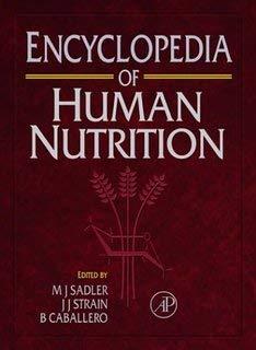 9780122266973: Encyclopedia of Human Nutrition: 003