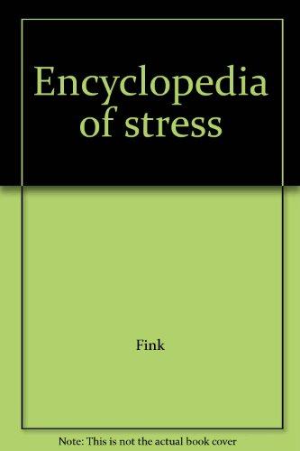 9780122267376: Encyclopedia of stress
