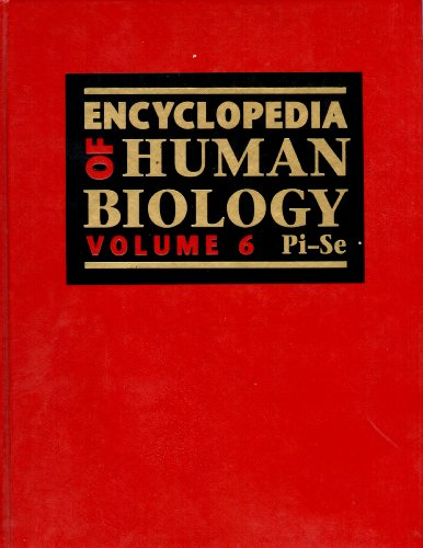 9780122267567: Encyclopedia of Human Biology, 6