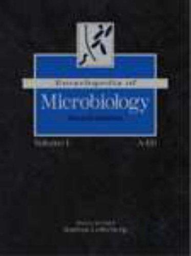 9780122268908: Encyclopedia of Microbiology, Four-Volume Set: Four Volume Set