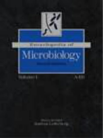 9780122268908: Encyclopedia of Microbiology, Four-Volume Set: Four Volume Set