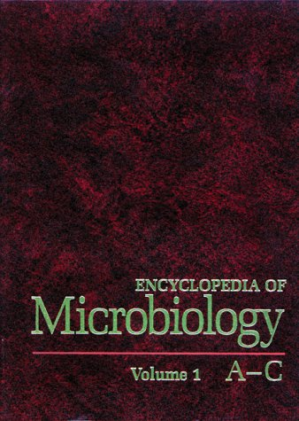 9780122268915: Encyclopedia of Microbiology, Four-Volume Set: Encyclopedia of Microbiology, Volume 1